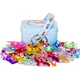 Quilting Clips And Wonder Clips Sewing Clips Pack of 10080 Samll +20 Middle Quilt Clips Perfect For Sew bindingCraftsPaper Wo