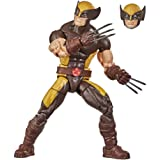 "Marvel - Legends Series - 6"" Wolverine - X-Men Collectible Action Figures - Premium Detail and Accessory - Action Figure and"