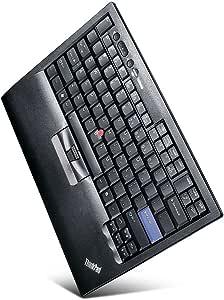 レノボ・ジャパン ThinkPad USB トラックポイントキーボード(英語) 55Y9003