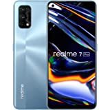 "Realme 7 Pro Mirror Silver, 8+128GB, 6.4"" AMOLED Full Screen Display, Quad Camera, 4500mAh Battery with 65W Dart Charge, Sim"