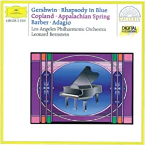 Barber: Adagio for Strings/Gershwin: Rhapsody in B
