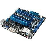 ASUSTeK AMD FCH A50M搭載マザーボード C60M1-I 【MINI-ITX】