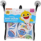 Pinkfong Baby Shark Official - Bath Time Stickers (30 Pack) - by WowWee