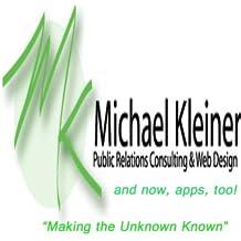Michael Kleiner PR, Web and Apps