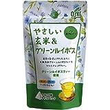 OSKノンカフェインやさしい玄米&グリーンルイボス28g(3.5g×8袋)×3個