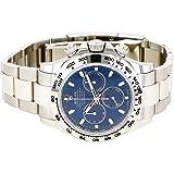 ロレックス ROLEX デイトナ 116509 ブルー文字盤 新品 腕時計 メンズ (W200123) [並行輸入品]