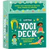 Little Yogi Deck: Simple Yoga Practices to Help Kids Move Through Big Emotions