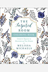 The Inspired Room Coloring Book: Creative Spaces to Decorate as You Dream Paperback