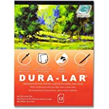 Grafix P04DW0912 Wet Media .004 Dura-Lar Film, 9-Inch by 12-Inch, 12 Sheets