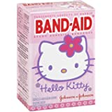 Band-Aid Bandages Hello Kitty Assorted Sizes - 20 ct Pack of 2