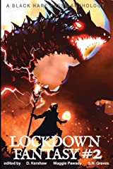 FANTASY #2: Lockdown Fantasy Adventures ペーパーバック