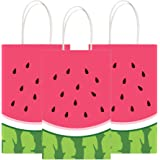 Happy Storm Watermelon Party Bags Watermelon Party Supplies Favors Summer Fruit Birthday Watermelon Goodie Bags Watermelon Gi