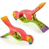 O2COOL BocaClip - Parrot Clip, 1-Pack,