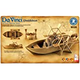 Academy 18130 Davinci Paddleboat Plastic Model Kit