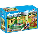 PLAYMOBIL 9276 Purrfect Stay Cat Boarding,Multicolor