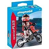 PLAYMOBIL Special Plus 9357 Motocross Driver