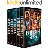 The Prof Croft Series: Books 0-4 (Prof Croft Box Sets Book 1)