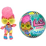LOL Surprise Dance Dance DanceDolls- 8 Surprises,Designer Clothing&FashionAccessories- Includes Spinning Dance Floor &