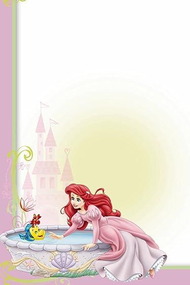 ディズニー  iPhone/Androidスマホ壁紙(640×960)-13 - アリエル