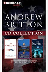 Andrew Britton CD Collection: The American, the Assassin, the Invisible Audio CD
