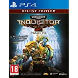 Warhammer 40.000 Inquisitor Martyr Deluxe Edition for PlayStation 4