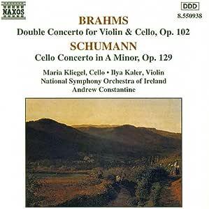 BRAHMS・SCHUMANN : Concertos
