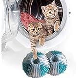 洗濯ボール ペットの毛 ランドリーボール 6個入 毛玉 取り除く 洗濯用品