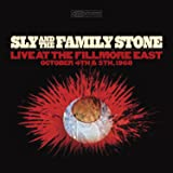 Sly and the Family Stone: Live at the Fillmore East October 4th & 5th. 1968