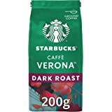 Starbucks Caffe Verona - Dark Roast Ground Coffee, 200g