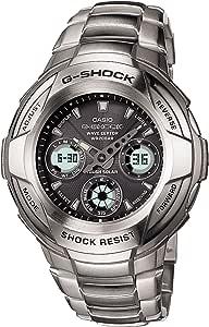 [カシオ]CASIO 腕時計 G-SHOCK ジーショック STANDARD The G タフソーラー 電波時計 アナログ/デジタルコンビネーションモデル GW-1800DJ-1AJF メンズ