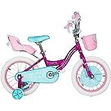 LPP Boys Girls Kids Bike 12 14 16 18 Inch Kids Bike with Training Wheels, 18 20 Inch Kids Bicycle with Kickstand and Hand Bra