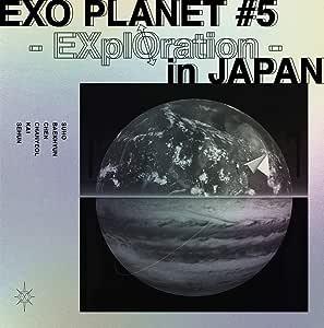 【メーカー特典あり】EXO PLANET #5 - EXplOration - in JAPAN(Blu-ray Disc2枚組)(初回生産限定盤)(ライブフォトポストカード付)