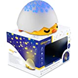 SleepyMe Smart Sleep Soother | White Noise Sound Machine | Baby & Toddler Star Projector | USB Cord or Batteries | Runs 30min