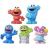 Playskool Sesame Street Collector Pack 5 Figures