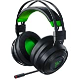 Razer Nari Ultimate for Xbox One Wireless 7.1 Surround Sound Gaming Headset: HyperSense Haptic Feedback - Auto-Adjust Headban
