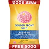Golden Peony Jasmine Fragrant Rice, 5.5 kg