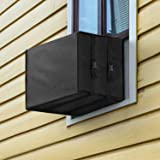 Window Air Conditioner Cover Outdoor, Outside Window AC Units Cover AC Unit Covers with Free Drawstring, 21W x 16D x 15H inch