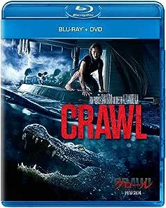【Amazon.co.jp限定】クロール ―凶暴領域― ブルーレイ+DVD(A6ステッカー付き) [Blu-ray]