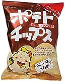 創健社 ポテトチップス バター醤油味 60g