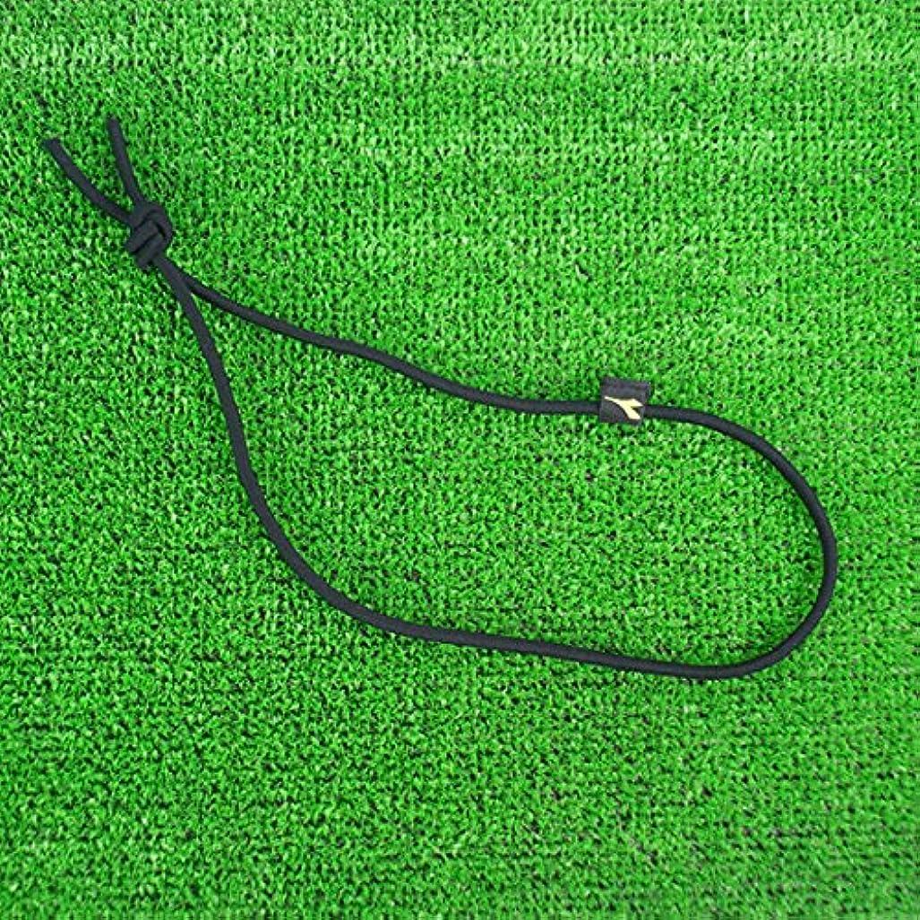 名詞ファンタジータービンディアドラ diadora ヘアバンド ブラック(99) フリー