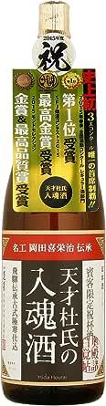 蓬莱 天才杜氏の入魂酒 [ 日本酒 1800ML ]