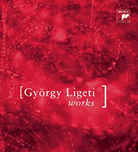 Gyorgy Ligeti Works (9 CDs) [Box-Set]