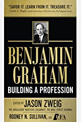 Benjamin Graham, Building a Profession: The Early Writings of the Father of Security Analysis Kindle Edition