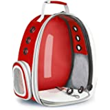 Pet Carrier Backpack, Bubble Backpack Carrier, Cats and Puppies,Airline-Approved, Designed for Travel, Hiking, Walking & Outd