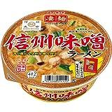 ニュータッチ 凄麺 信州味噌ラーメン 121g ×12個