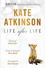 Life After Life: Winner of the Costa Novel Award Kindle Edition