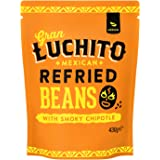 Gran Luchito Gran Luchito Refried Beans with Smoky Chipotle, 430 g (97187)