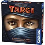 Thames & Kosmos | Targi | Two Player Game | Strategy Board Game | Golden Geek Award Nominee | Kennerspiel Des Jahres Award Fi