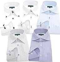 GREENWICH POLO CLUB(グリニッジポロクラブ) 长袖ワイシャツ 5枚セット メンズ