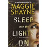 Sleep with the Lights On [Paperback] Maggie Shayne
